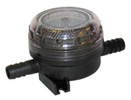 "Pump Inlet Strainer - 15mm (1/2"") Hose"