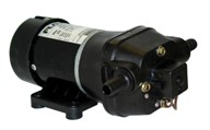 Self-priming diaphragm pump 230 volt a.c.